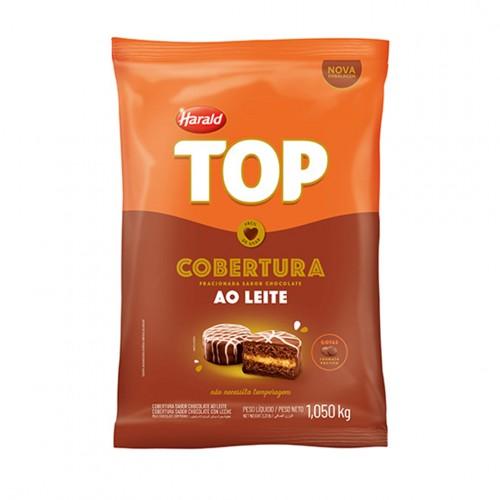 Cobertura Top • Ao Leite • Gotas • 1,050kg • Harald