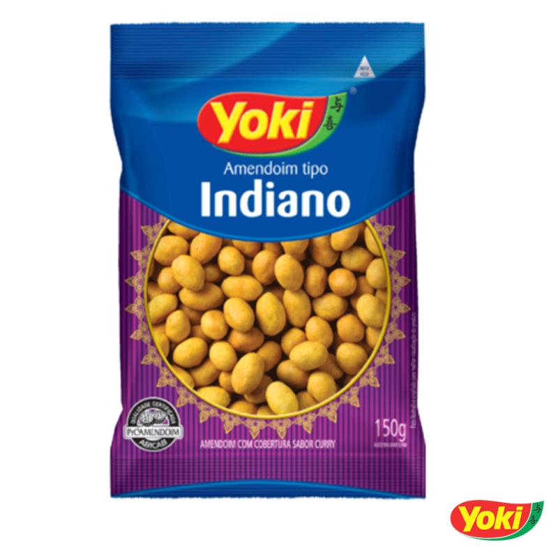 Amendoim Tipo Indiano • 1Un • 150g • Yoki