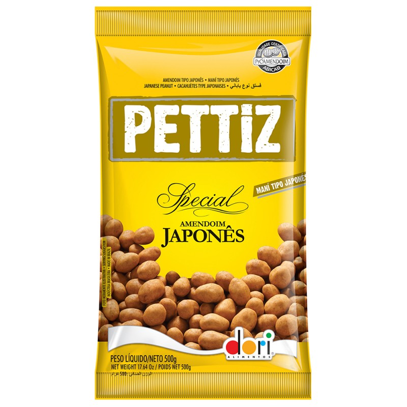 Amendoim Special Japonês • 500g • Dori