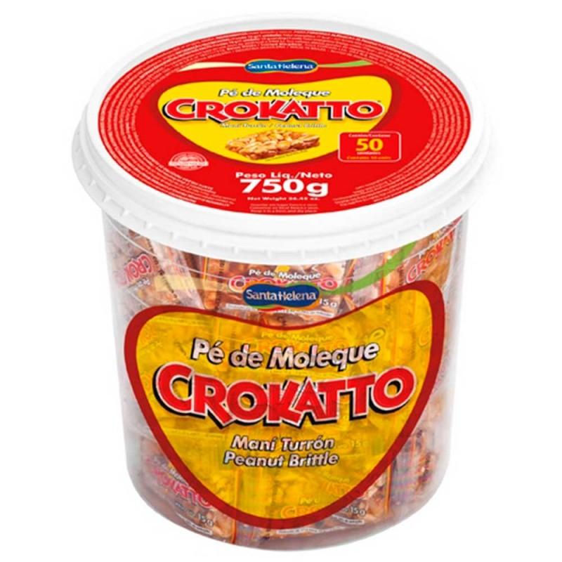 Pé de Moleque • Crokatto • 750g