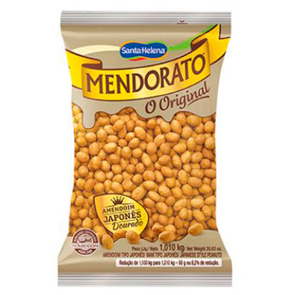 Amendoim Tipo  Japonês • Mendorato 1Kg • Santa Helena