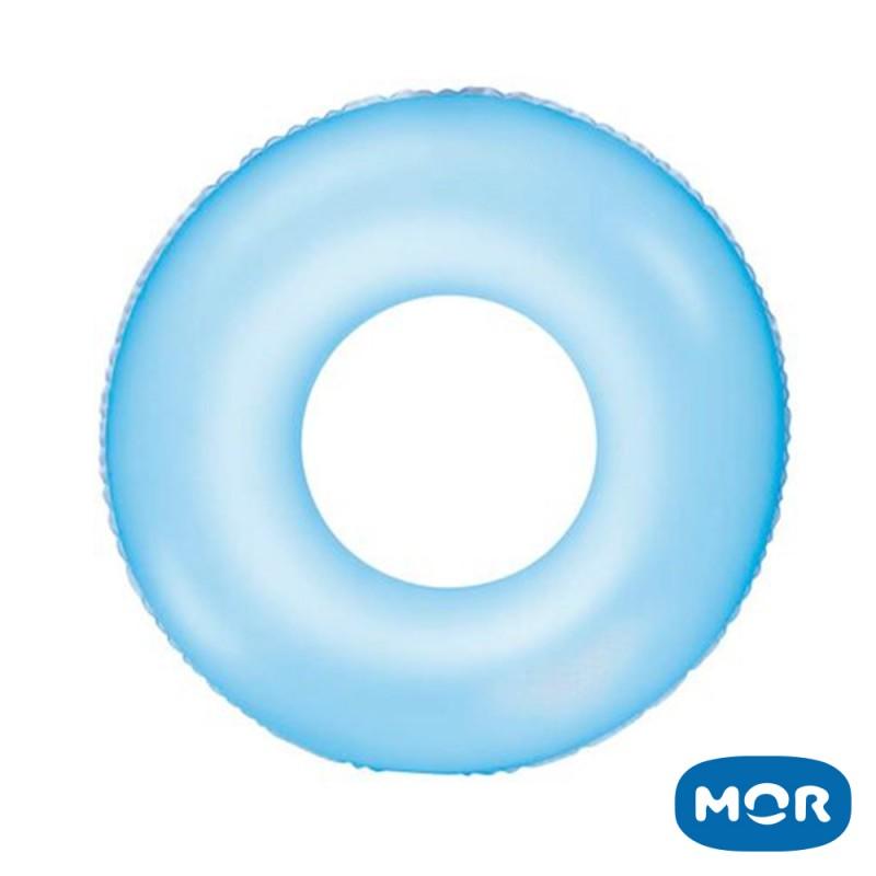 Boia Redonda • Neon Azul Claro • 1un • Mor