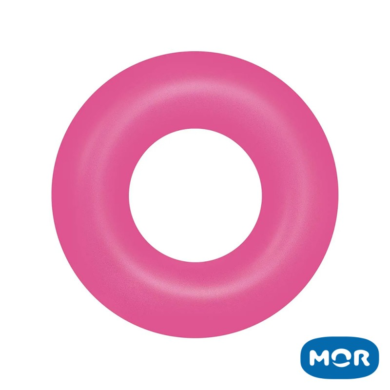 Boia Redonda • Neon Rosa Pink • 1un • Mor