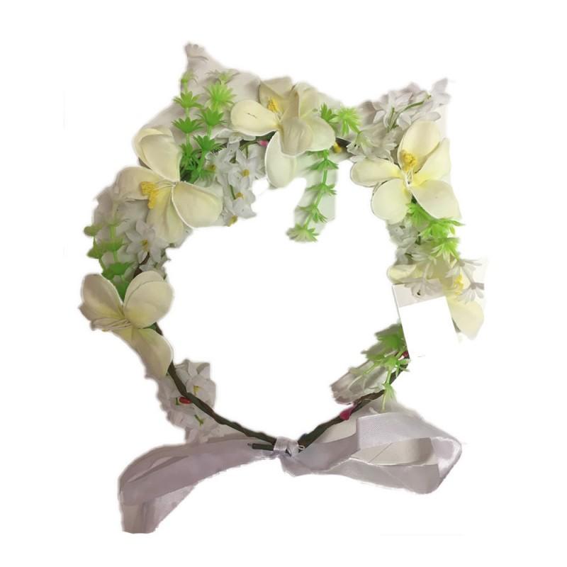 Coroa • Flores Luxo • Carnaval
