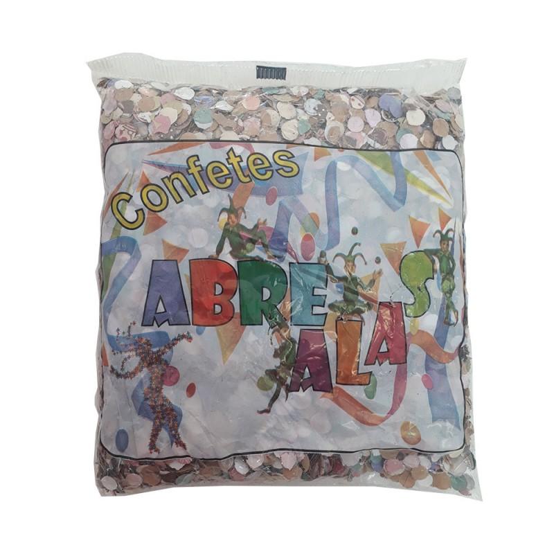 Confetes • Coloridos • Carnaval