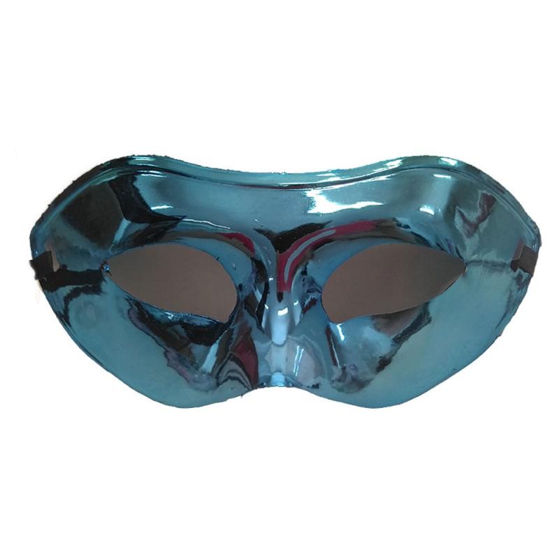 Máscara Simples • Azul • Carnaval