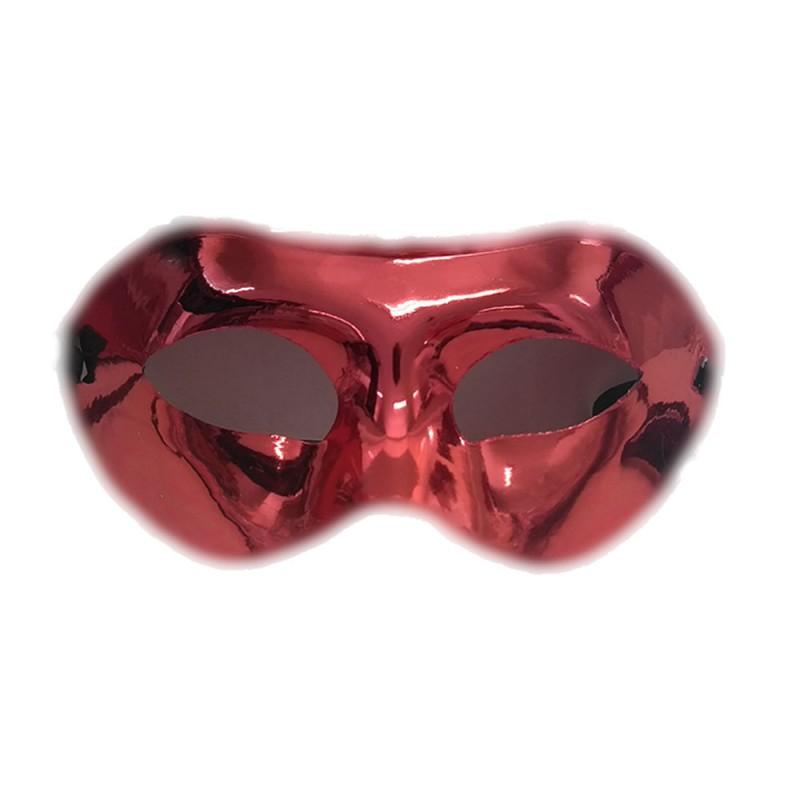 Máscara Simples • Vermelha • Carnaval