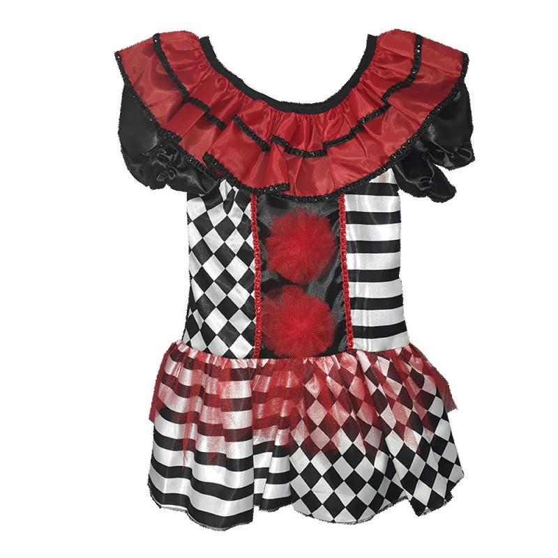 Fantasia Menina Pierrot • Carnaval • G