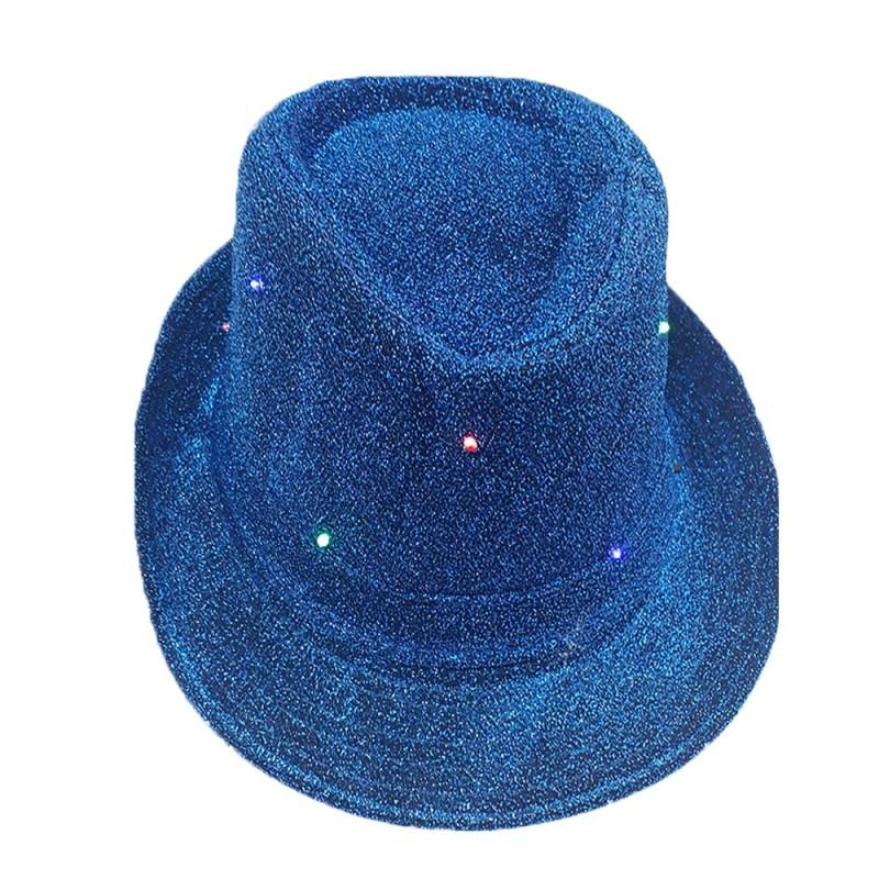 Chapéu Led • Azul • Carnaval
