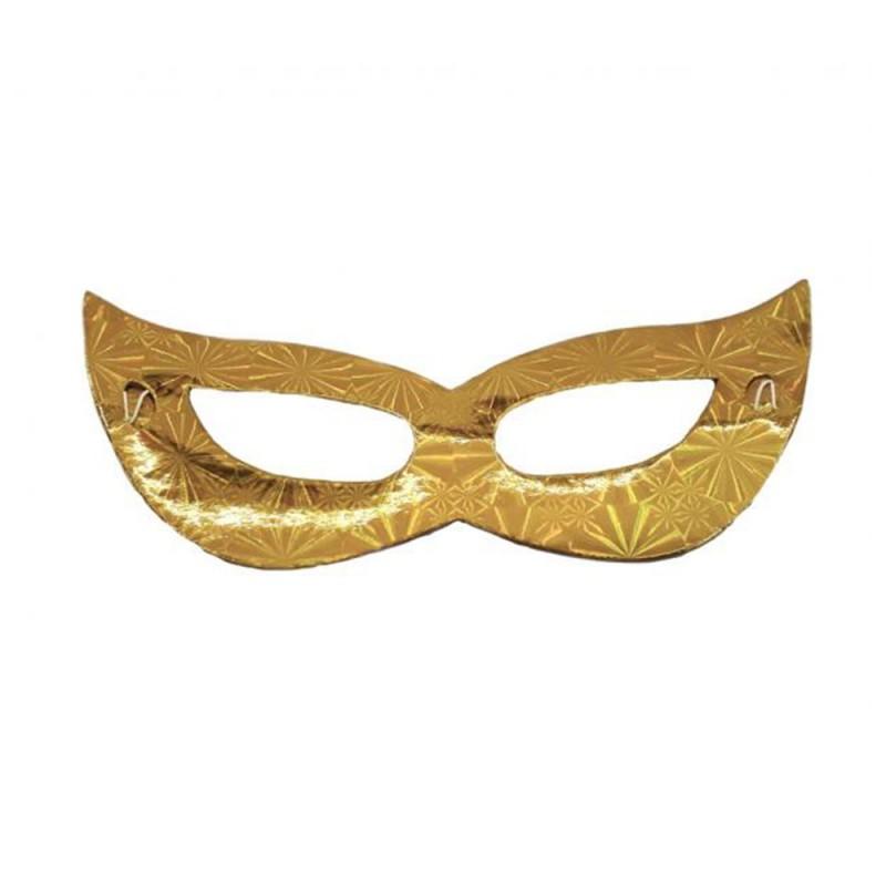 Máscara Holográfica • Sortidas • Carnaval