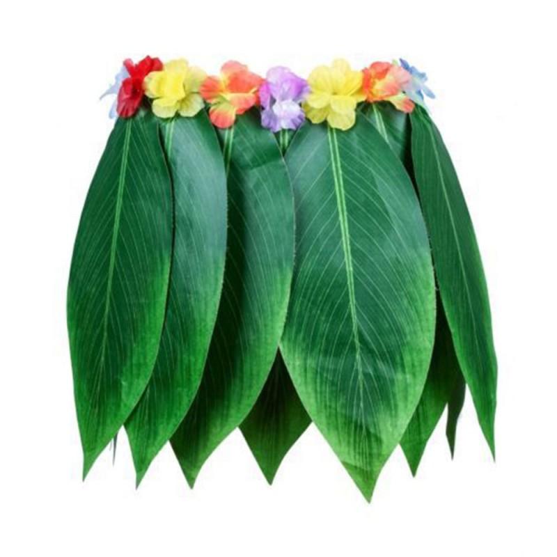 Saia Havaiana • Folhas • Carnaval
