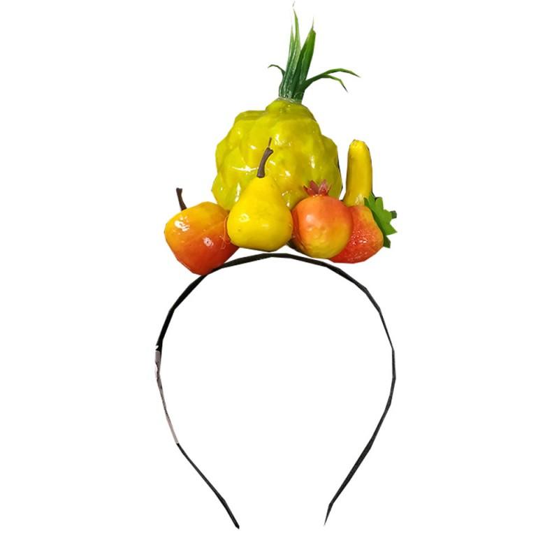 Tiara Tropical • Frutas • Carnaval