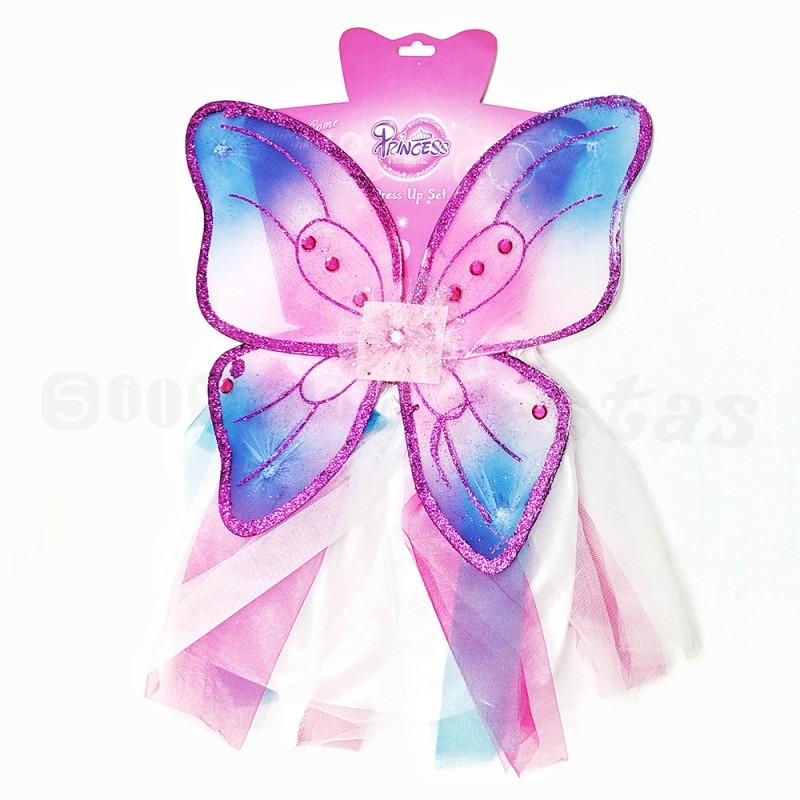 Kit Princesa Fada • Carnaval