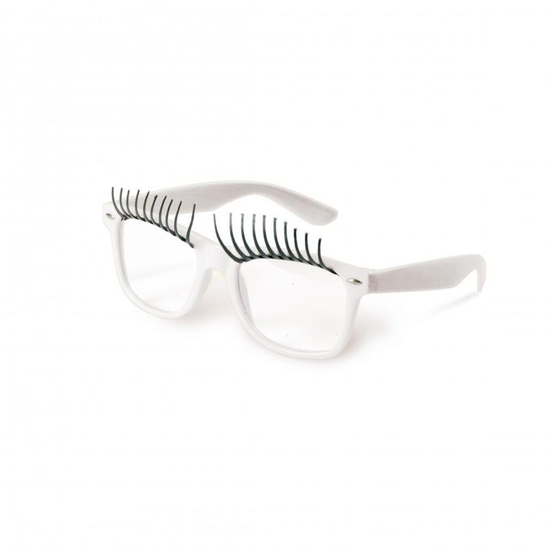 Óculos com Cílios