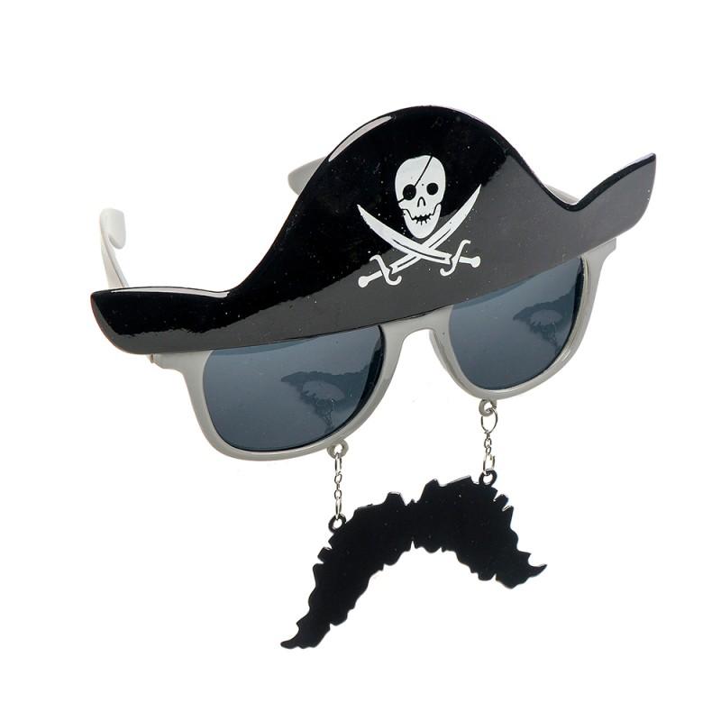 Óculos Pirata com Bigode