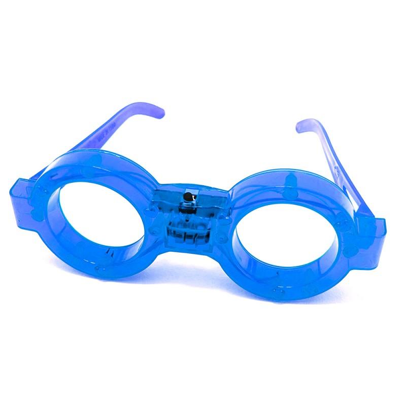 Óculos Led • Azul • Carnaval