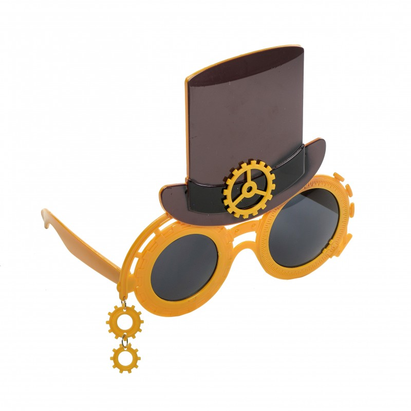 Óculos Chapeleiro • Carnaval