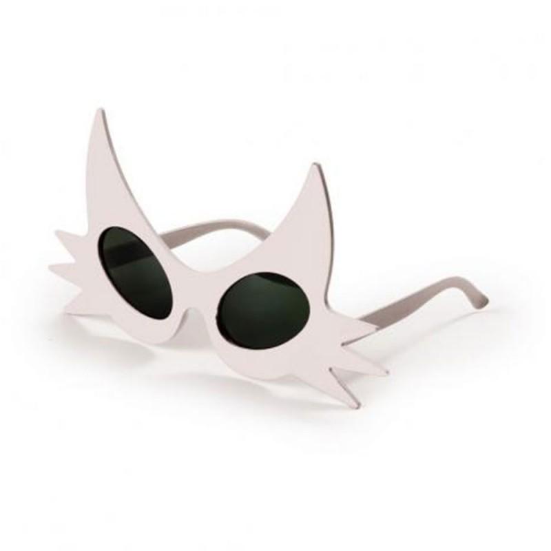 Óculos Escuro • Gato Branco
