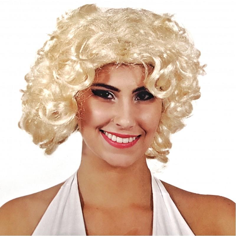Peruca • Marilyn Monroe