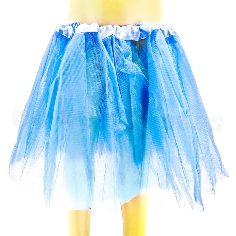Saia de Tule • Azul • Carnaval