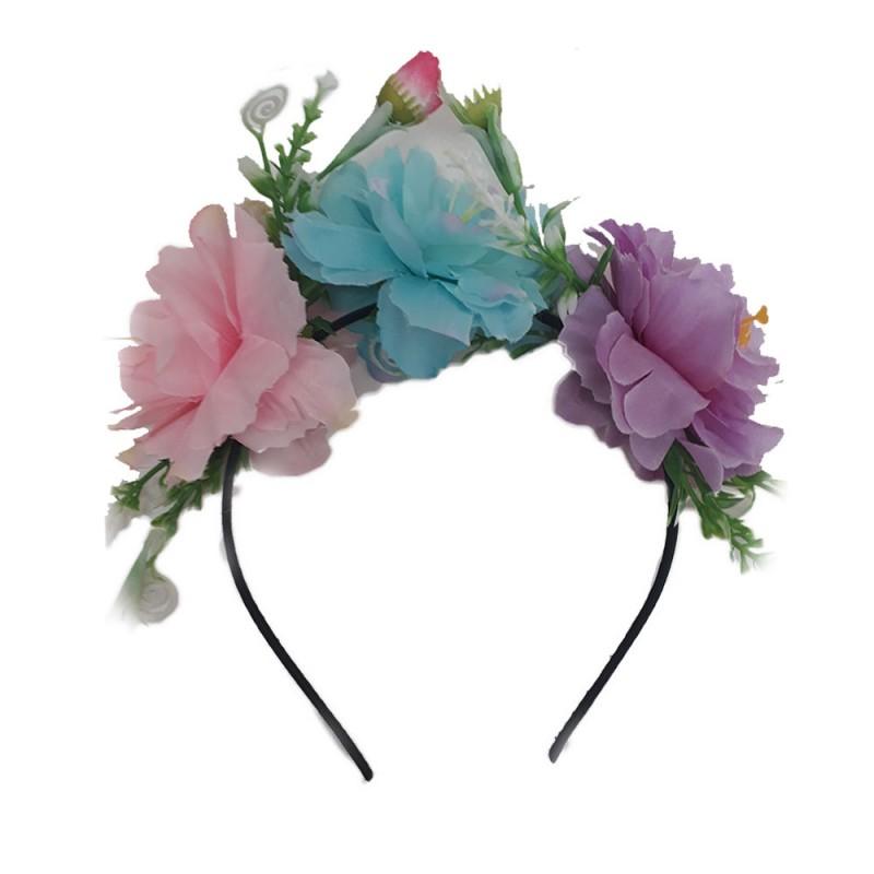 Coroa • Flores • Carnaval