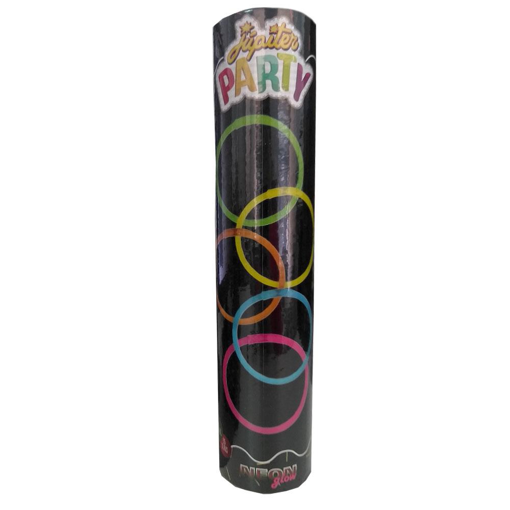 Pulseiras Neon • 100 un • Coloridas
