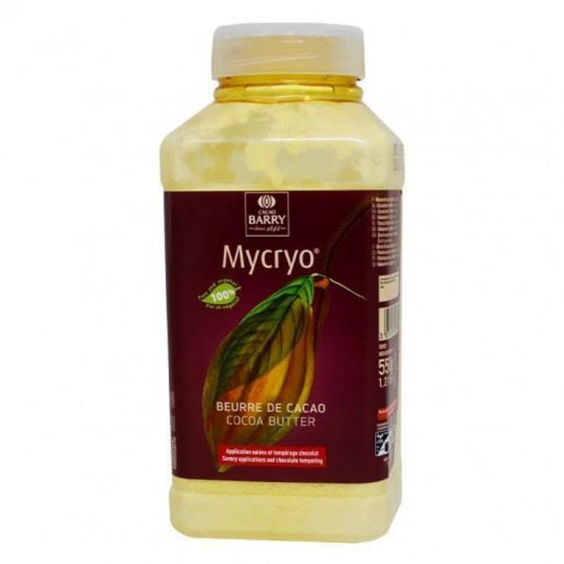 Mycryo • Manteiga Cacau • Em pó • 550g • Callebault