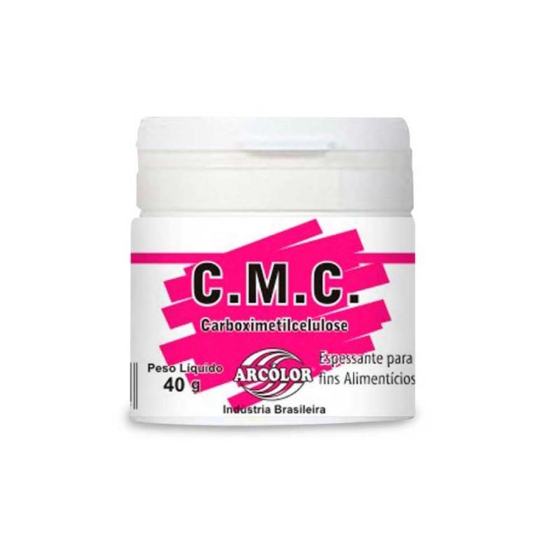 C.M.C • Carboximetilcelulose • 40g • Arcolor