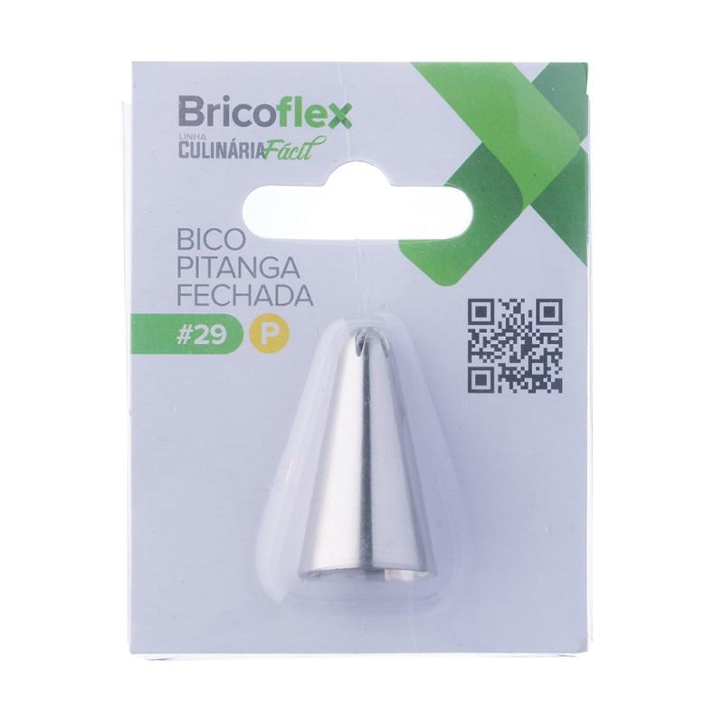 Bico Inóx • Pitanga Fechada #29 • 1un • (P) • Bricoflex