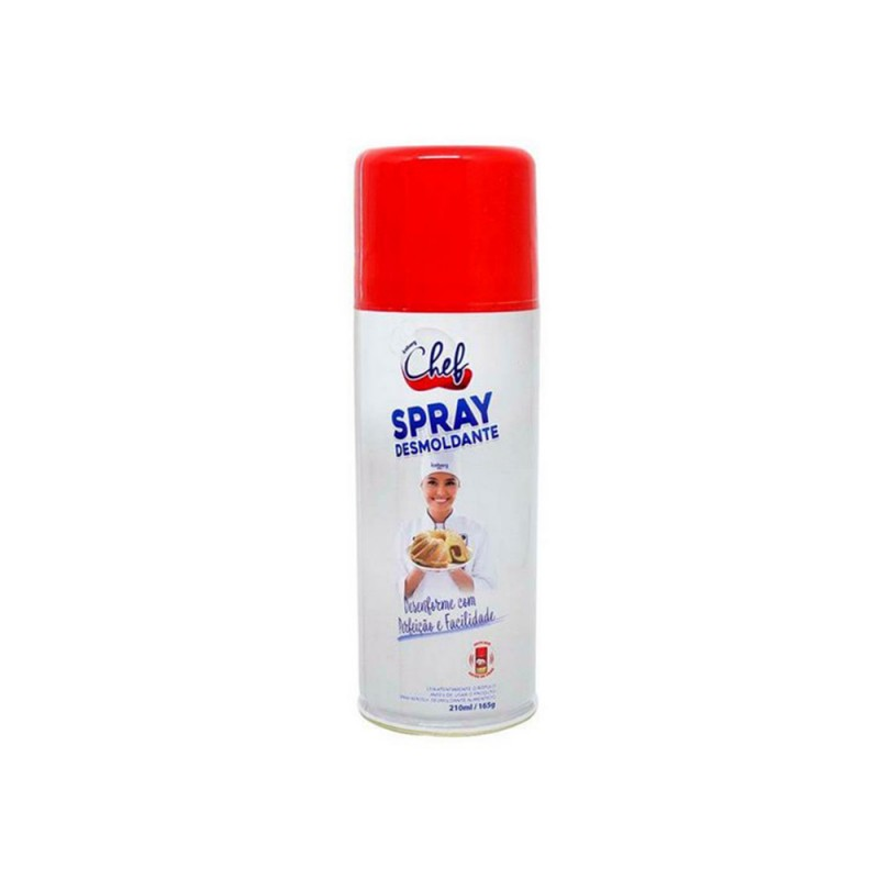 Spray Desmoldante • 210ml • Iceberg