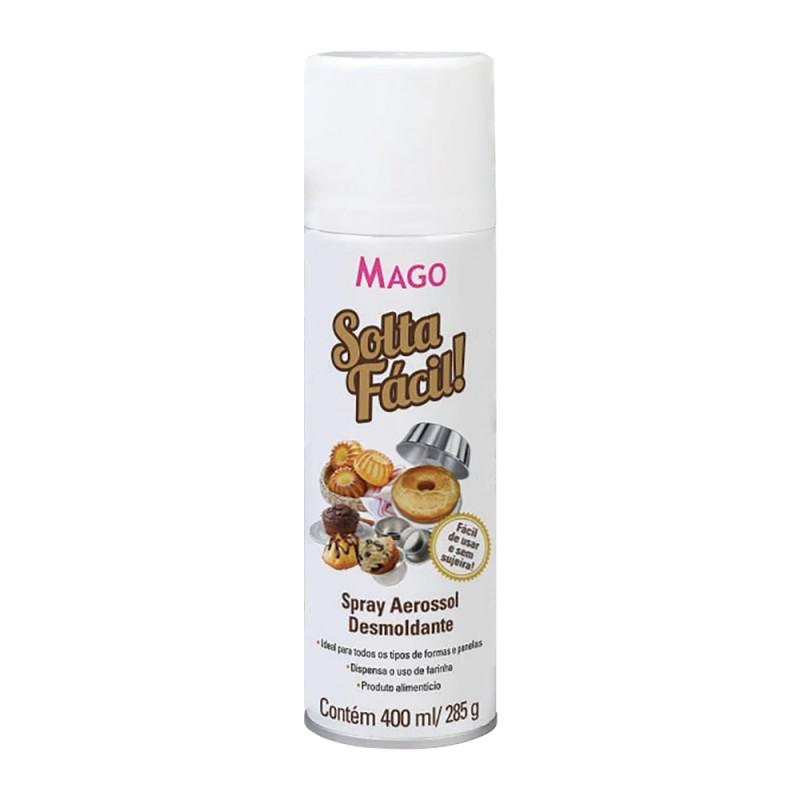 Spray Aerosol • Desmoldante • 400ml • Mago