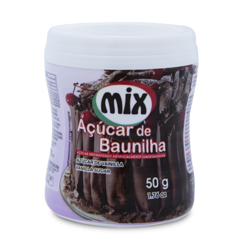 Açúcar de Baunilha • 50g • Mix