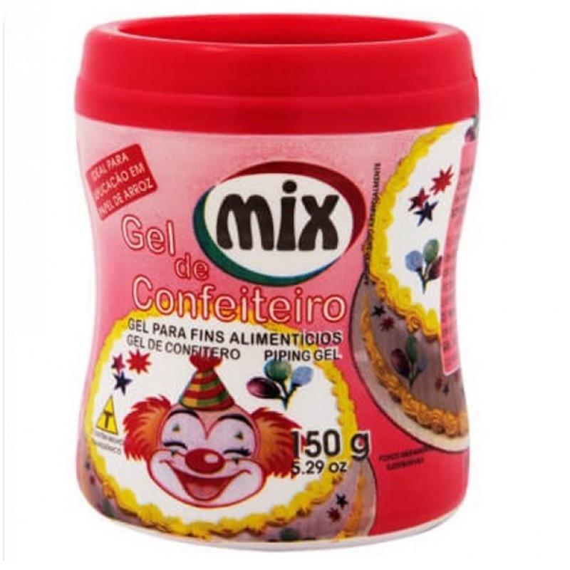 Gel de Confeiteiro • 150g • Mix