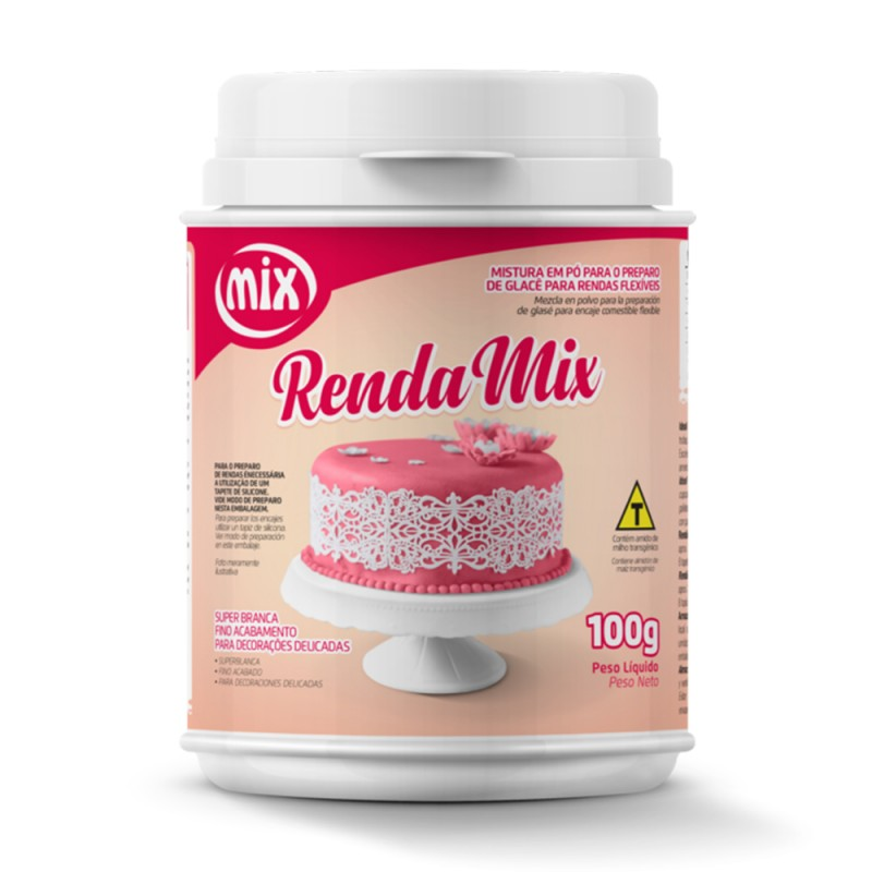 Renda Mix • 100g • Mix
