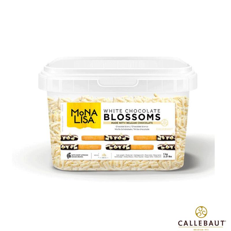 Blossoms • Branco • 1kg Callebault