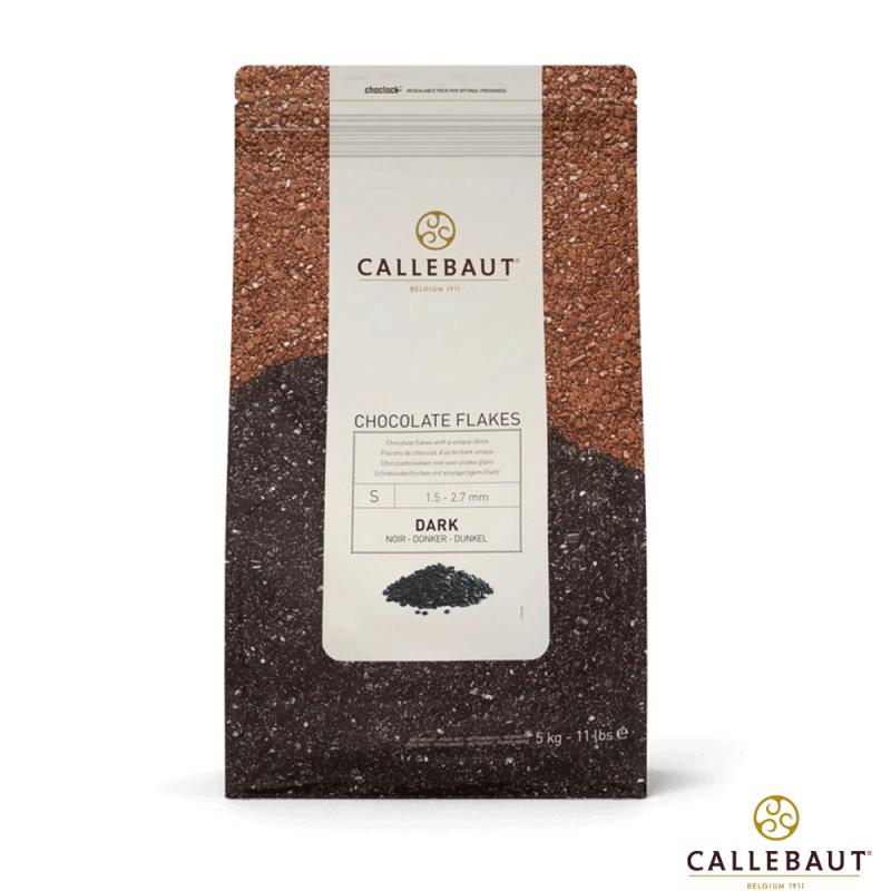 Chocolate Flakes 1kg  Amargo • S •  Callebaut