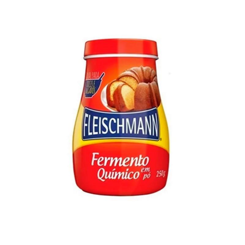 Fermento Químico • 250g • Fleischmann