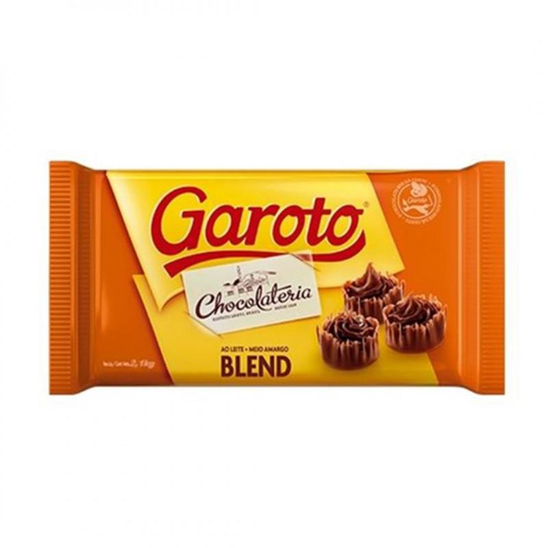 Garoto • Blend • Barra • 1kg