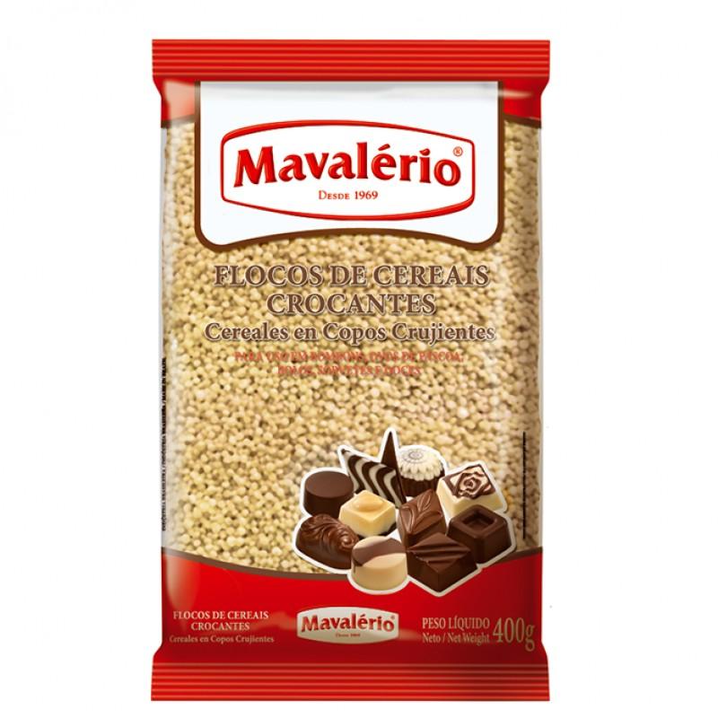 Flocos de Cereais Crocantes • 400g • Mavalério