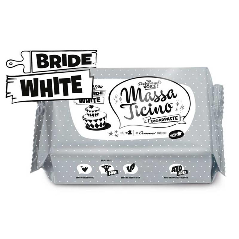 Massa Ticino • Bride White • 1kg • Pasta Americana