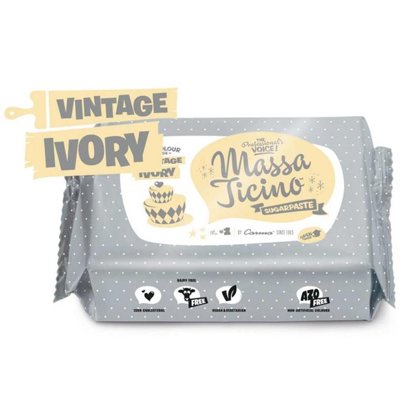 Massa Ticino • Vintage Ivory • 1kg • Pasta Americana