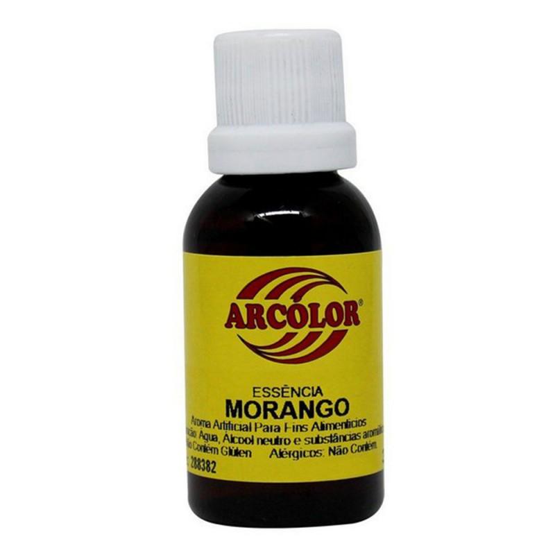 Essência • Morango • 30ml • Arcolor