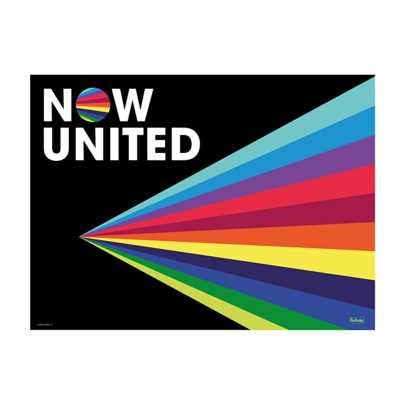 Painel Decorativo • 1un • Tnt • Now United • Festcolor