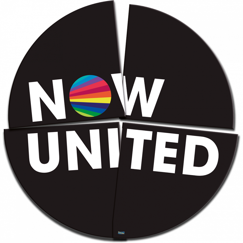 Painel Decorativo • 1un • Now United • Festcolor