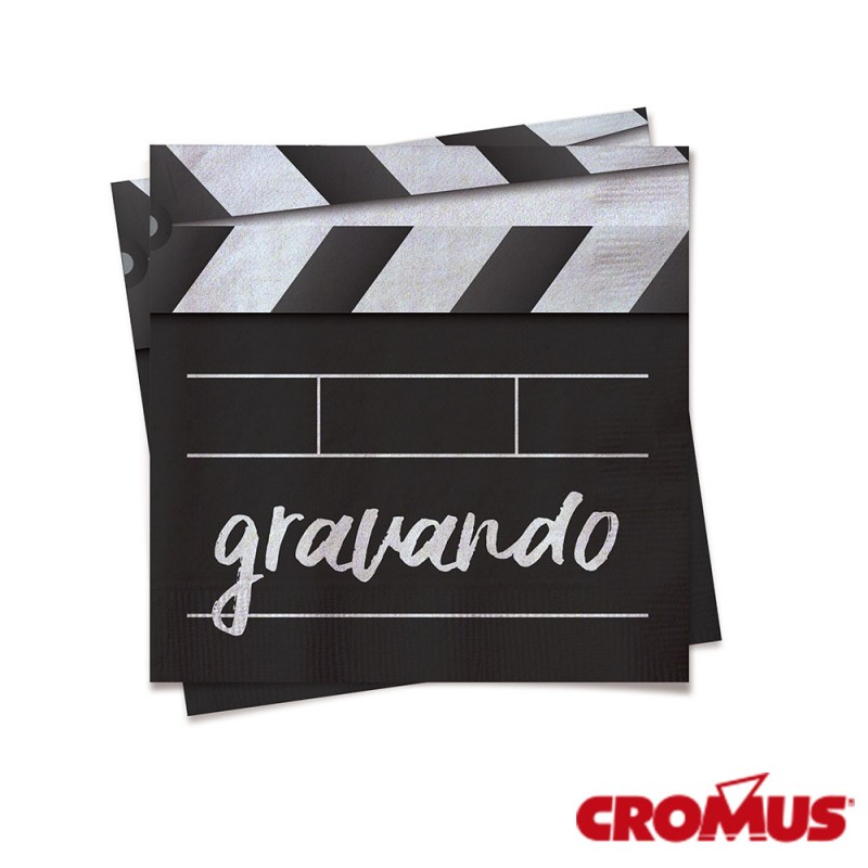 Guardanapo Grande • 20un.• Influencer • Cromus