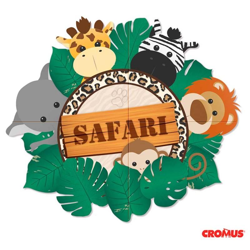 Festa Tematica Safari Silvano Festas