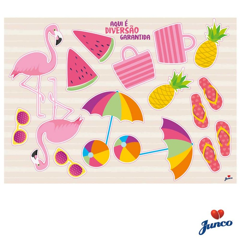 Painel • Tropical • Junco