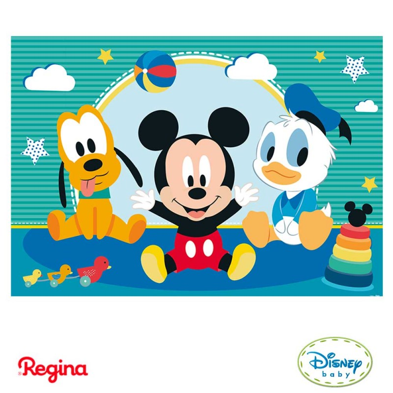 Kit Decorativo • Disney Baby • Regina