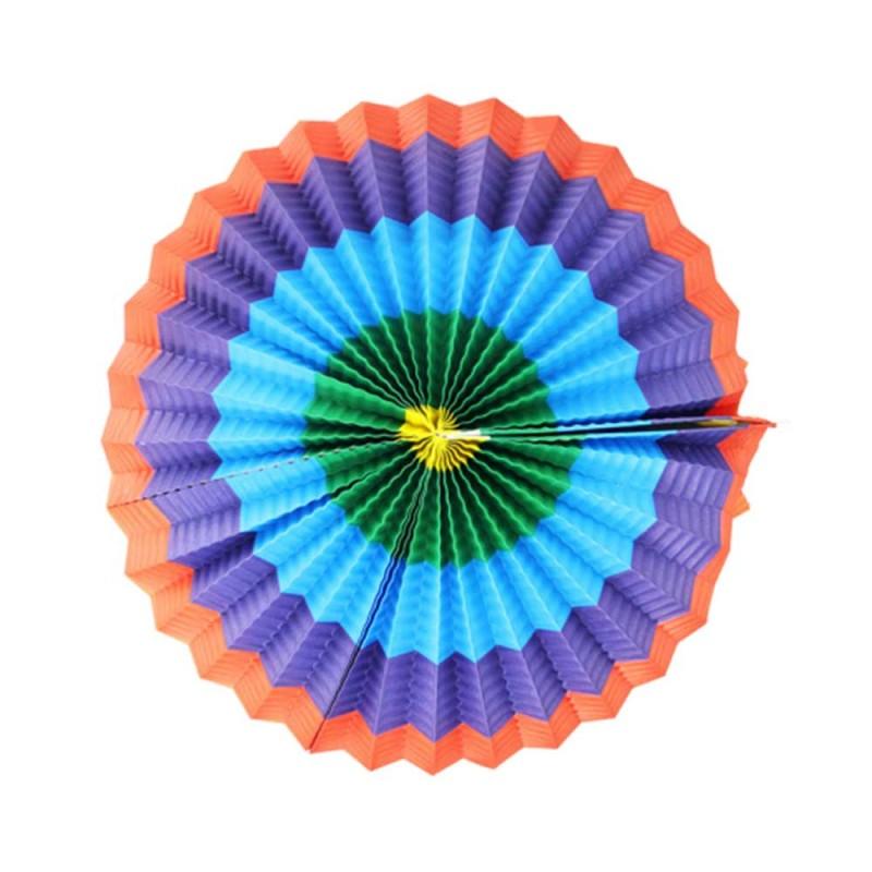 Enfeite Junino Decorativo • Circulo - Colorido • Popper