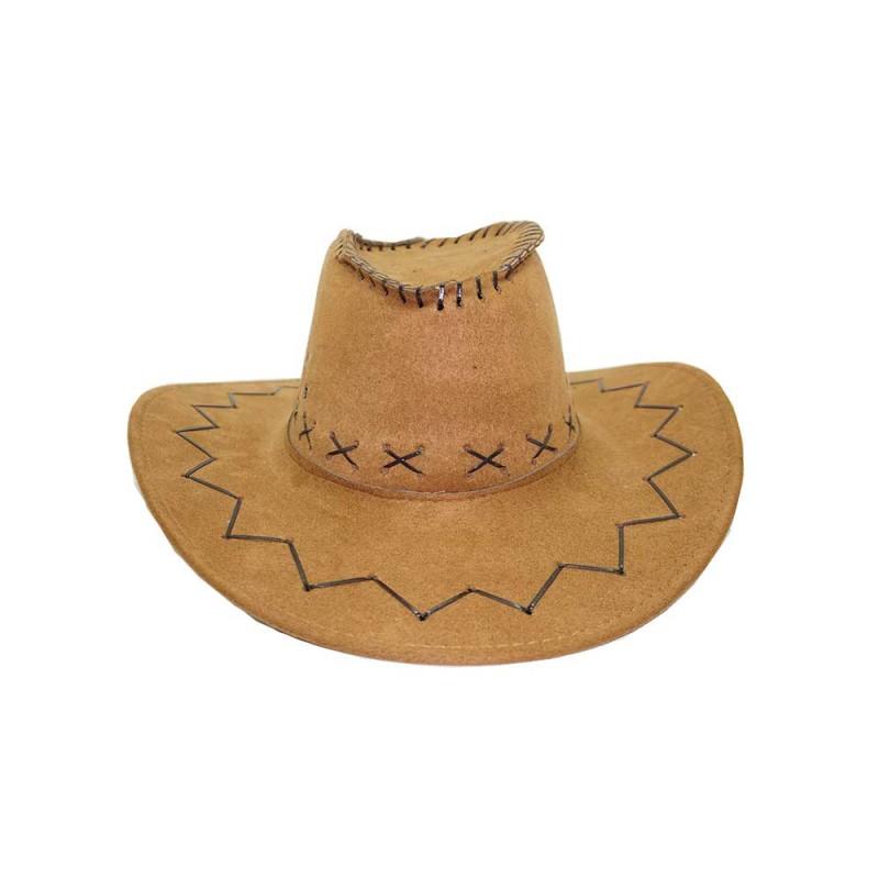 Chapéu Cowboy • Festa Junina • Caramelo
